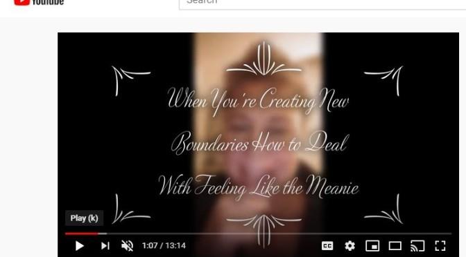 Creating New Boundaries – Video.