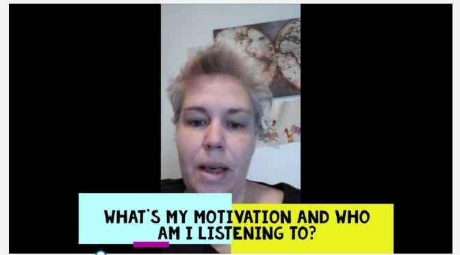 What's My Motivation? Video.