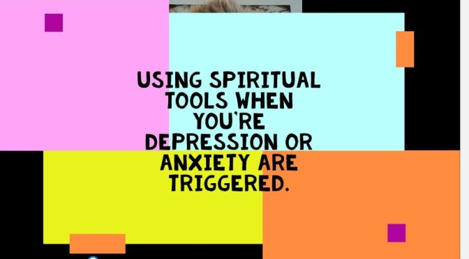 Spirituality and Depression. Video